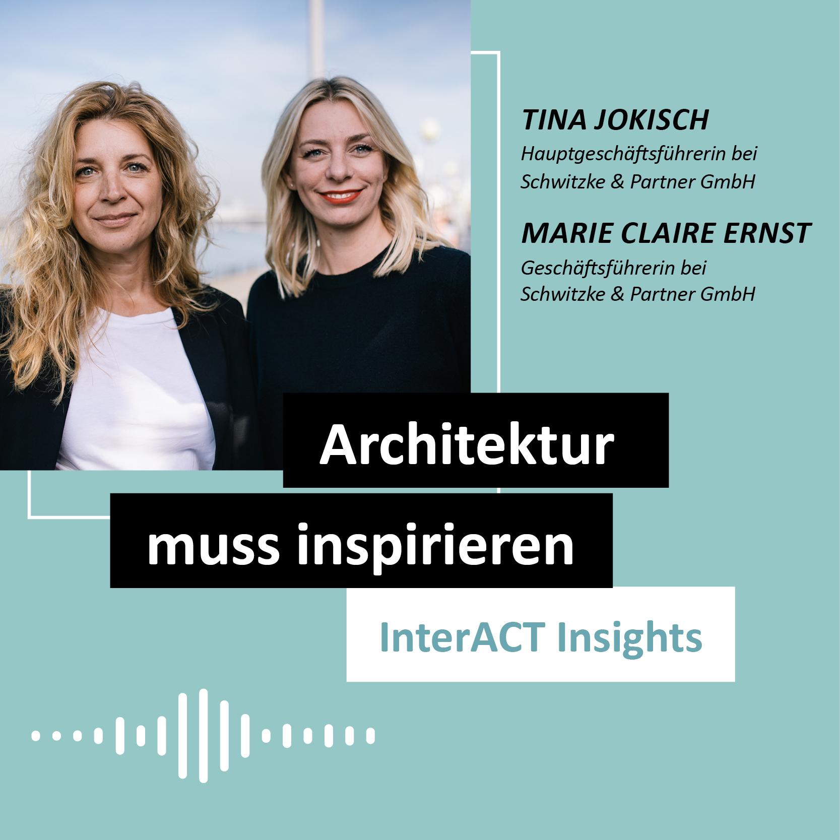 Tina Jokisch und Marie Claire Ernst